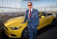 Bill Ford auto senza guidatore