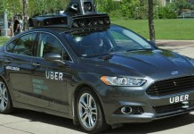 Uber Google Car sfida driverless