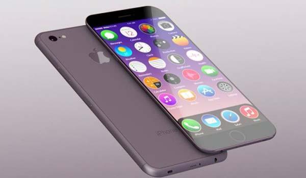 Un iPhone tutto di vetro