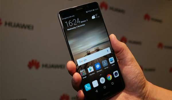 Huawei, ecco il Mate 9