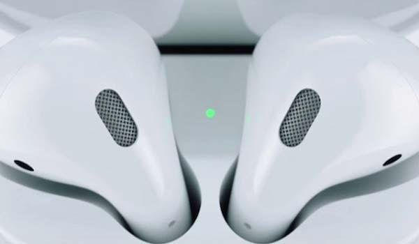AirPods vera novita iPhone 7