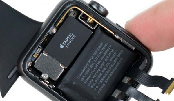 Apple Watch 2 smontato da iFixit