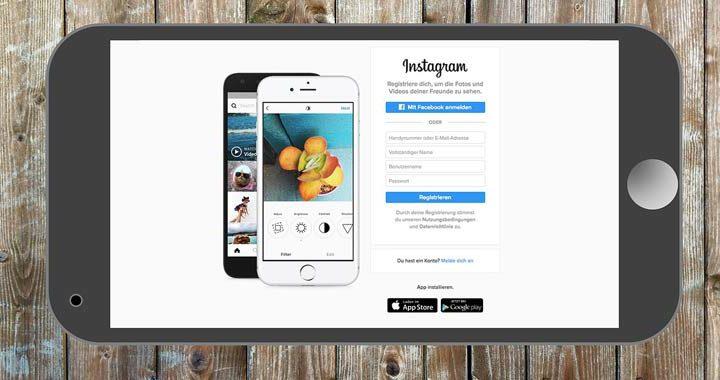 Facebook e Instagram funzionalita per pubblicare su entrambi