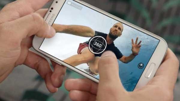 Facebook in arrivo le foto a 360 gradi