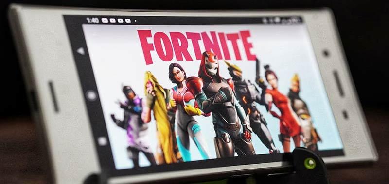 Fortnite non sara presente sui dispositivi mobile Apple