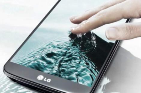 LG G6 batteria e resistenza acqua