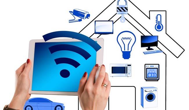 La-domotica-e-il-Wi-Fi