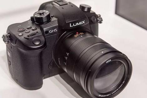 Lumix GH5 Panasonic CES 2017