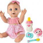 Luvabella la bambola interattiva che impara nuove parole