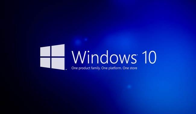 Microsoft Windows 10 patch di aggiornamento rilasciata martedi