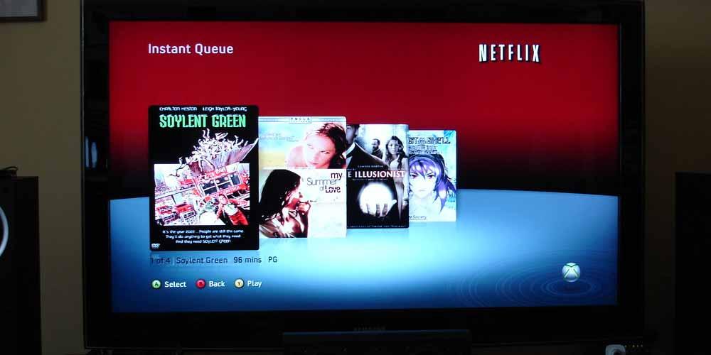 Netflix introduce la riproduzione casuale
