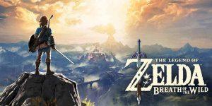 Nintendo mostra il sequel di Legend of Zelda