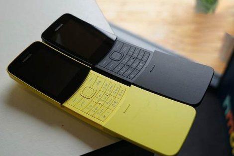 Nokia porta sul mercato italiano la versione 4G del suo Banana Phone