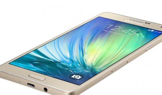 Samsung Galaxy A nuovo modello con quattro fotocamere