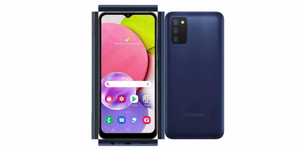 Samsung Galaxy A03s la nuova classe entry level