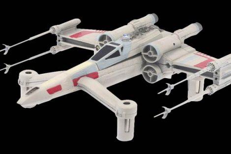 Star Wars arrivano in Italia i droni