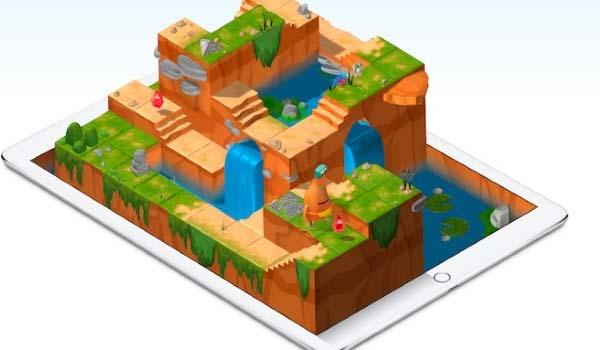 Swift Playgrounds programmazione per bambini
