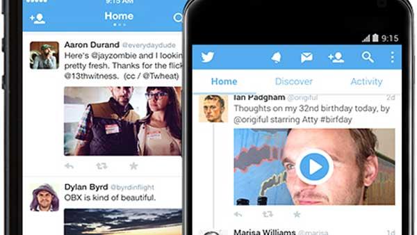 Twitter estende il limite video a 140 secondi