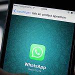 WhatsApp Invio di foto in alta qualita