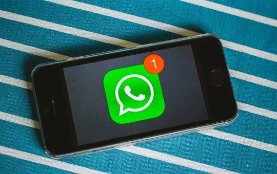WhatsApp si aggiorna e permette di contattare gli sviluppatori