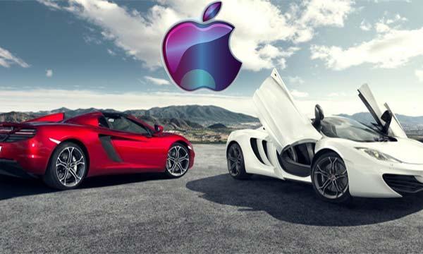 apple acquisisce la mclaren