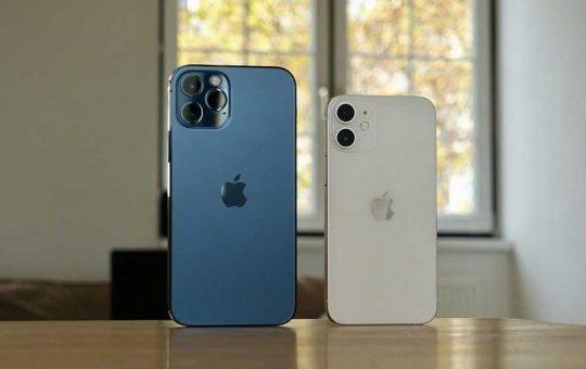 iPhone 12 la Apple segnala problemi agli altoparlanti
