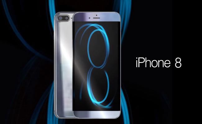 iphone 8 display oled doppia fotocamera